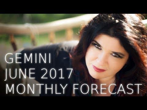 Gemini Monthly Astrology Forecast June 2017