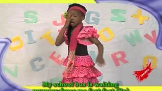 School Bus Is Waiting by Mercy Kenneth