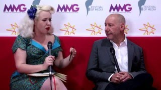 Festival of Media Global 2016 - Steve Golin, Oscar-winning movie producer