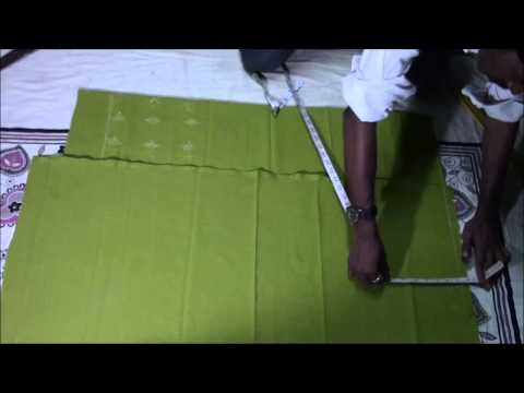 Punjabi Suit Tutorial   Kameez Cutting
