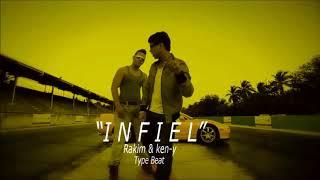 [FREE] Rkm & Ken Y   Infiel   Type Beat   (Prod. Dipley Beatz)