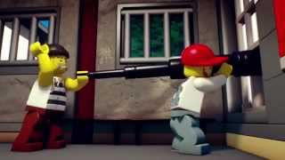 getlinkyoutube.com-LEGO City Gold Run