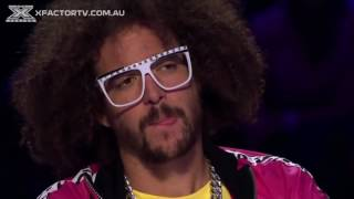 Merinding dengar suaranya (Audisi X Factor Australia 2013)