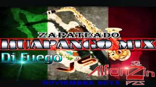 getlinkyoutube.com-Huapango/Zapateado Mix 2016 - DjAlfonzin FT DjFuego