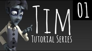 Tim - Pt 01 - Beginning the head