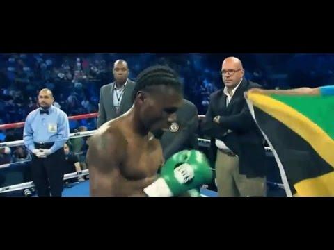 Nicholas Walters Campeón Mundial Peso Pluma AMB - Preparación para la pelea contra Nonito Donaire
