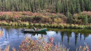 getlinkyoutube.com-Canoe Camping Remote Alaskan River