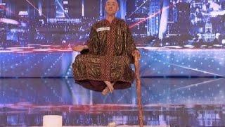 incredibile magia levitazione mostrato in diretta su 'America ha talento'