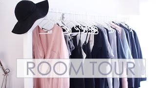 getlinkyoutube.com-Room Tour 2017 | MINIMAL, SIMPLE