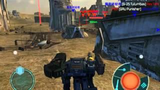 getlinkyoutube.com-Walking war robots, How to get easy money/gold