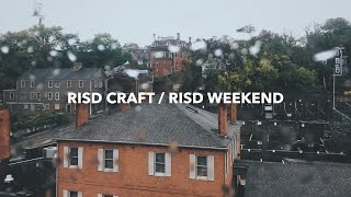RISD Craft / RISD Weekend