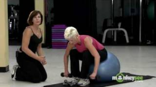 Fit Over 50 - Back Exercises