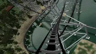 no limit  roller coaster Stratocoaster
