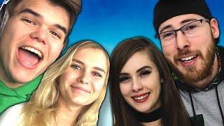 getlinkyoutube.com-AMERICAN COUPLE vs. EUROPEAN COUPLE! (GTA 5 Funny Moments)