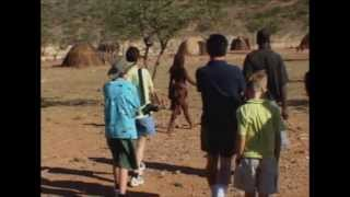 getlinkyoutube.com-4x4 Trekking in Africa (Part 3 - 4x4 Travel in Namibia - Epupa Falls to the Marienfluss Valley)