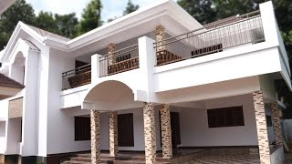 getlinkyoutube.com-Angamaly, 8 cents plot and 3050 sq ft, luxury house for sale in Angamaly, near Cochin Airport