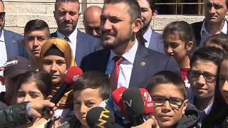 Nevşehir Milletvekili açıkgöz 23 Nisan Açıklaması