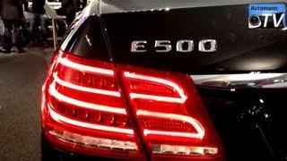 getlinkyoutube.com-2014 Mercedes E500 (407hp) Facelift - First Impression (1080p FULL HD)