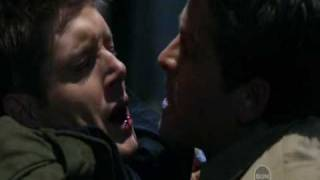 This is my favorite scene's of SPN season 5 ep. 18 of Dean and Castiel