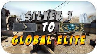 getlinkyoutube.com-CSGO - Road to Global Elite - Silver 1