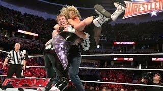 getlinkyoutube.com-Intercontinental Championship Fatal 5-Way Match: Raw, February 15, 2016
