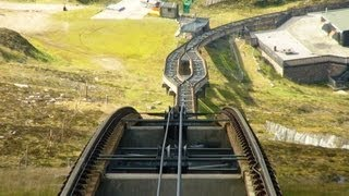 getlinkyoutube.com-Cairngorm Funicular Railway - Scotland.