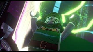 getlinkyoutube.com-LEGO Marvel Super Heroes 100% Walkthrough Part 14 - Doom With a View (Doctor Doom Boss Fight)