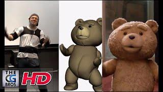 "getlinkyoutube.com-CGI VFX Behind The Scenes HD: ""Ted"" Using the Mocap system MVN"