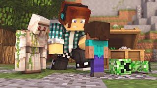 getlinkyoutube.com-Minecraft Mod: Brinquedos de Mobs !! ( Creeper de Brinquedo) - Clay Living Dolls Mod