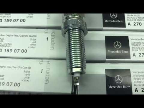 A2701590700 Свеча зажигания Mercedes M270