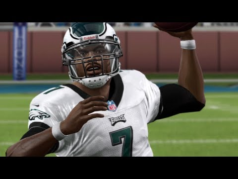 NCAA Football 13 Road to Glory : Creation of Michael Vick Ep.1