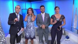 D'Latinos realizó en vivo el
