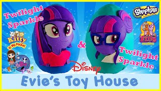 getlinkyoutube.com-MY LITTLE PONY FRIENDSHIP GAMES Giant Play-doh Egg Twilight Sparkle Meets Sci-Twi