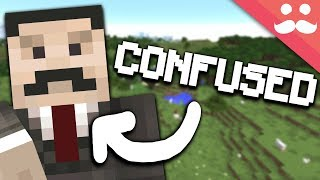 Redstone in MCPE is VERY Confusing..