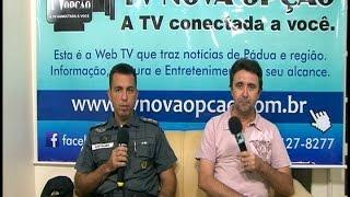 Entrevista Ten. Cel. Castelano 36º BPM-1º Lugar no combate a violência
