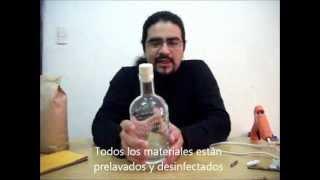 getlinkyoutube.com-lampara de botella Ecolocadas Recicrea2 # 5