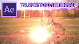 getlinkyoutube.com-Make Your Enemies Disappear - Teleportation After Effects Tutorial | James Hallock