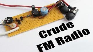 getlinkyoutube.com-Build your own Crude FM Radio || FM,AM Tutorial