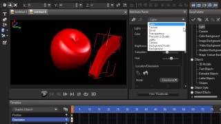 getlinkyoutube.com-Corel MotionStudio 3D, create an object from a picture.