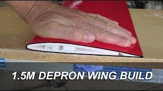 getlinkyoutube.com-Depron wing build