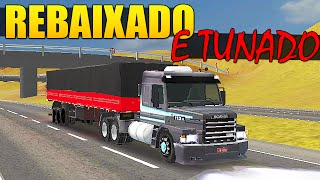 getlinkyoutube.com-Grand Truck Simulator - Rebaixando e Tunando Scania 113H