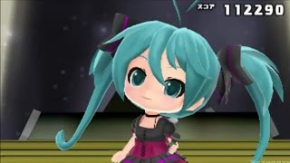 getlinkyoutube.com-Hatsune Miku: Project Mirai DX - First 10 Minutes Gameplay Walkthrough [ 3DS ]