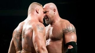 Goldberg vs Brock Lesnar Wrestlemania FULL MATCH 2004 WWE | WWE COMBAT