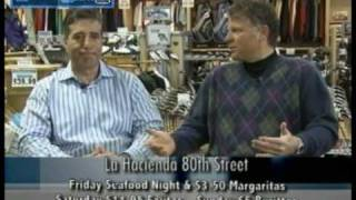 The Edge Sports Show January 19 2010 Part 1