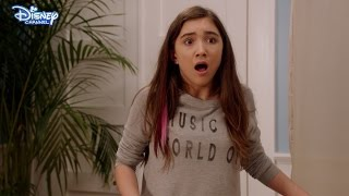 getlinkyoutube.com-Invisible Sister - First Look! - Official Disney Channel UK HD