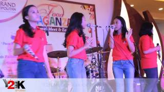 Pelangi Feat Tiga, Dian - Just Stand Up (Cover)