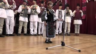 """getlinkyoutube.com-Dragus-Festivalul """"Sufletul satului"""" 18.Ian.2015."""