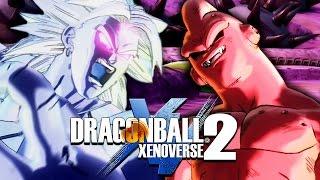 getlinkyoutube.com-How to win by GLITCHING?! KaggyFilms VS Rhymestyle | Dragon Ball Xenoverse 2 RANDOM BATTLE