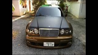 getlinkyoutube.com-Тюнинг Mercedes Benz W124 (Мерседес 124)