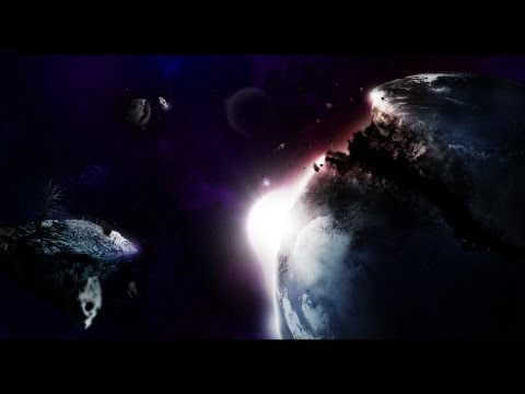 Adobe Photoshop Speed Art - Planet Earth -haQdUW7qeYc